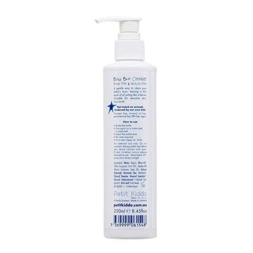 Petit Kiddo Liniment Baby Bum Cleanser
