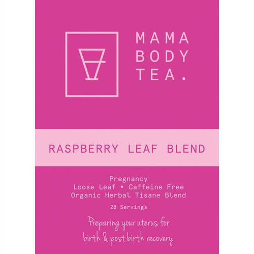 Mama Body Tea Raspberry Leaf Blend Tea