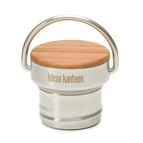 Klean Kanteen Replacement Lid Bamboo
