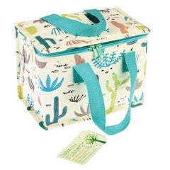 Rex London Lunch Bag, Desert In Bloom - The Clean Collective