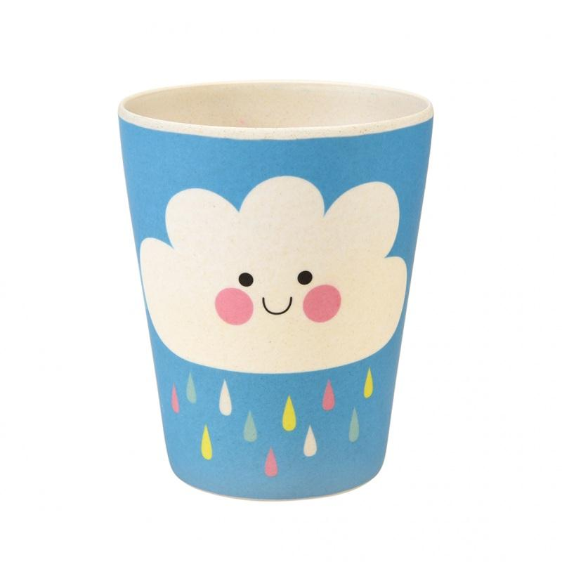 Rex London Bamboo Cup, Happy Cloud