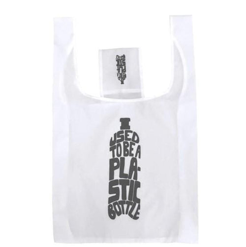 Save Planet A Reusable Shopping Bag, Bottle
