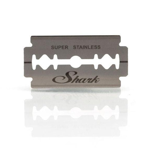 Shark Super Stainless Double Edge Razor Blades (5 pack)