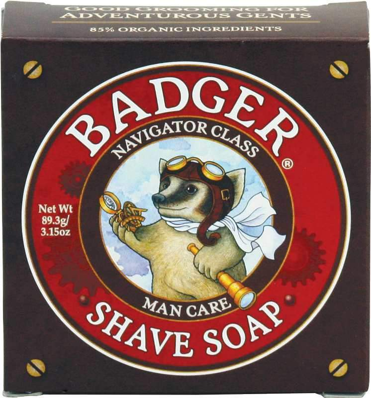 Badger Balm Shave Soap
