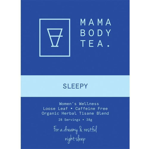 Mama Body Tea Sleepy Tea