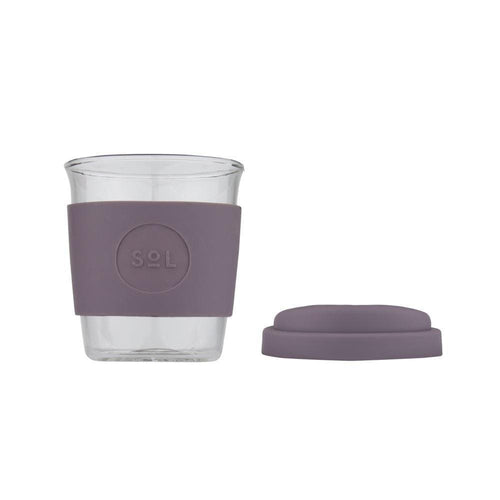 SoL Reusable Coffee Cup, Mystic Mauve