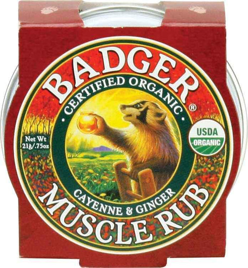 Badger Balm Sore Muscle Rub