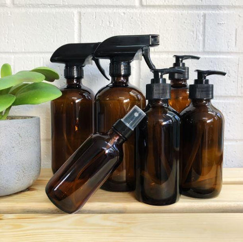 The Clean Collective DIY Bottle Pack, For Home/Office