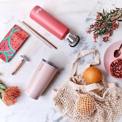 The Clean Collective Pink Zero Waste Bundle