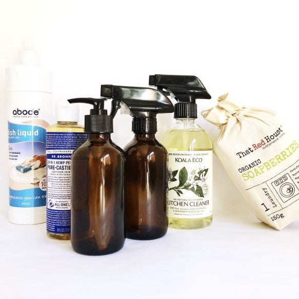 The Clean Collective Toxin-Free Home Starter Kit 3.0