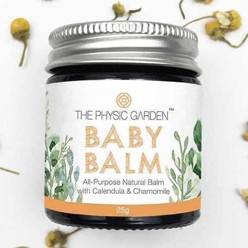 The Physic Garden Baby Balm