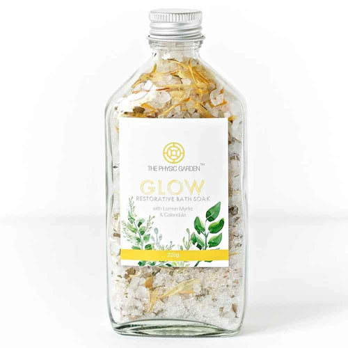 The Physic Garden Bath Soak, Glow