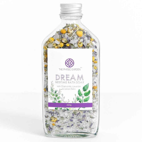 The Physic Garden Bath Soak, Dream