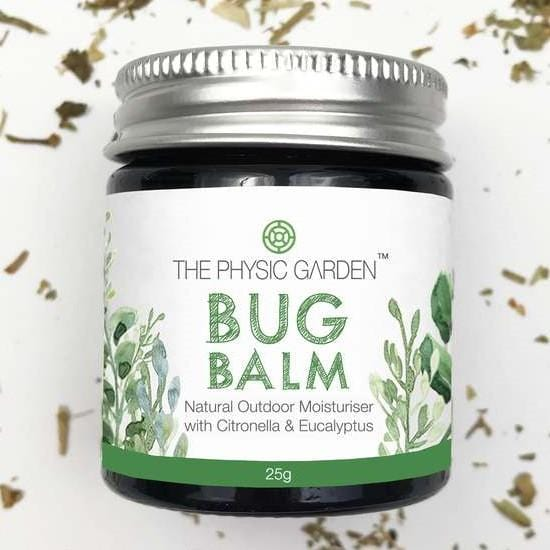 The Physic Garden Bug Balm