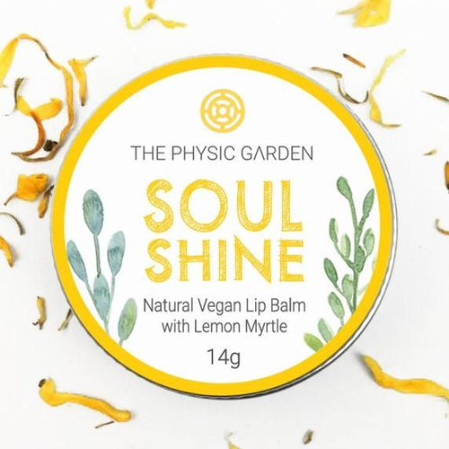 The Physic Garden Lip Balm, Soul Shine