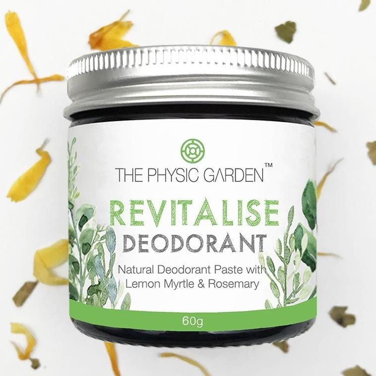 The Physic Garden Deodorant, Revitalise