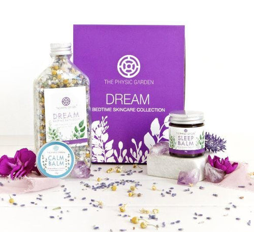 The Physic Garden Skincare Collection, Dream
