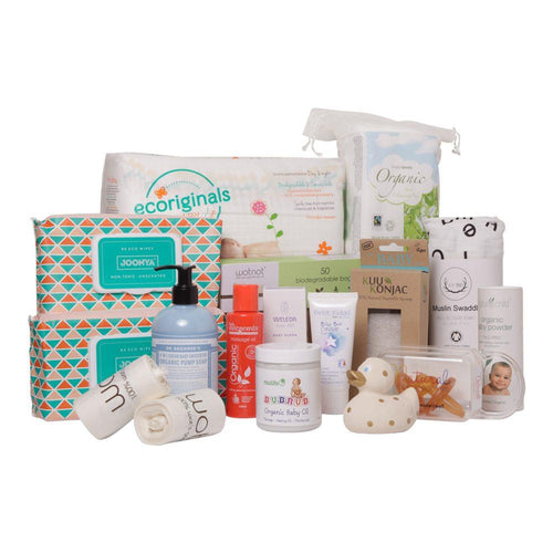 The Clean Collective Toxin-Free Baby Shower Bundle - Ultimate