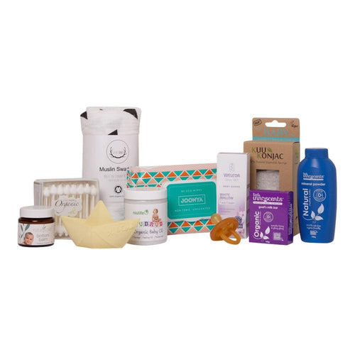 Toxin-Free Baby Shower Bundle - Bases Covered