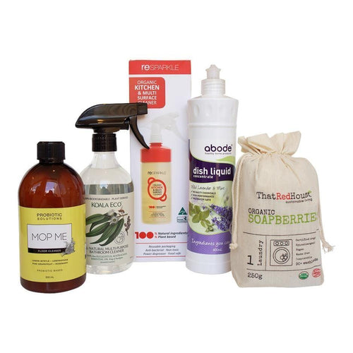Toxin-Free Home Starter Kit