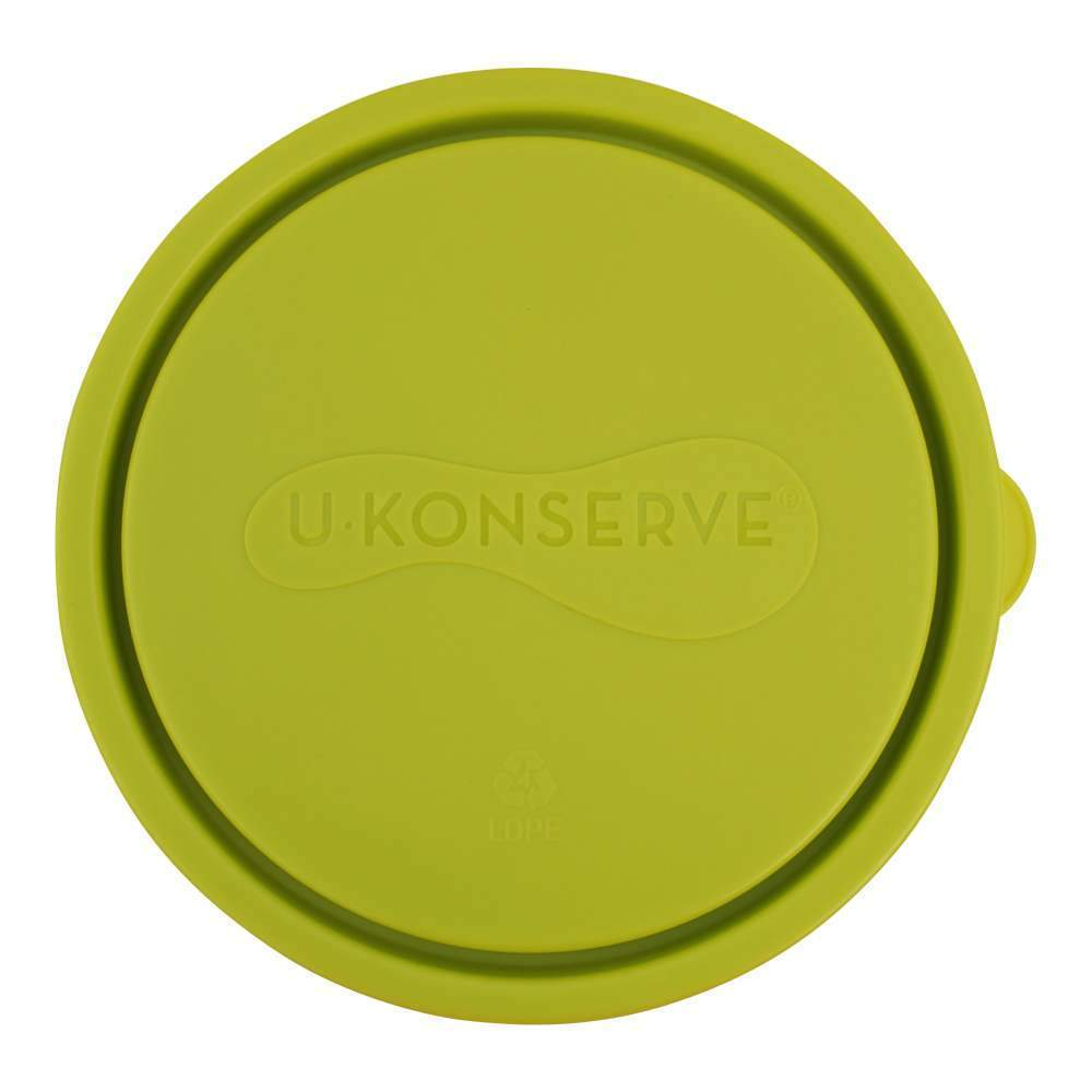 U-Konserve Large Round Container - Lime
