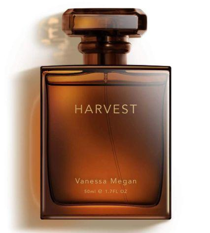 Vanessa Megan 100% Natural Perfume, Harvest