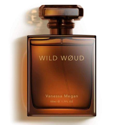 Vanessa Megan 100% Natural Perfume, Wild Woud - The Clean Collective
