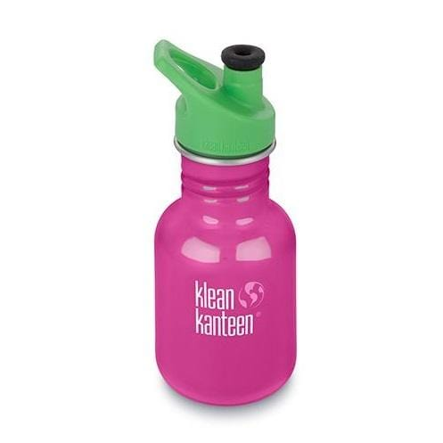 Klean Kanteen Bottle Wild Orchid Sports Cap 355ml