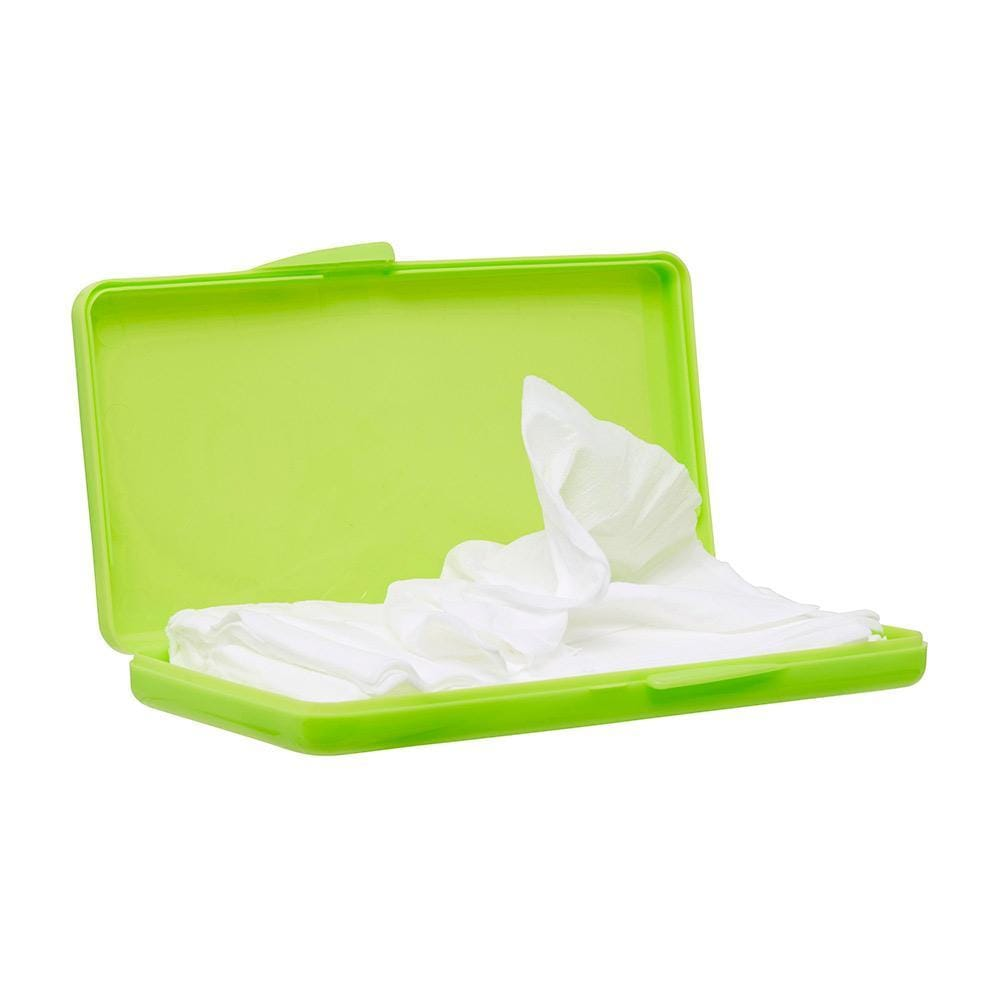 Wotnot Biodegradable Natural Baby Wipes With Travel Case (20)