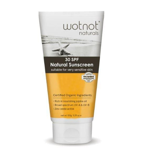 Wotnot Sunscreen for family SPF30+