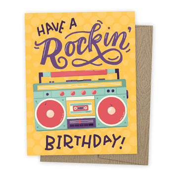Have a Rockin' Birthday
