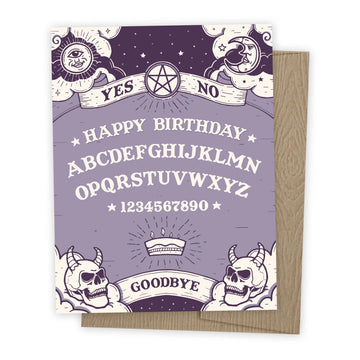 Ouija Birthday