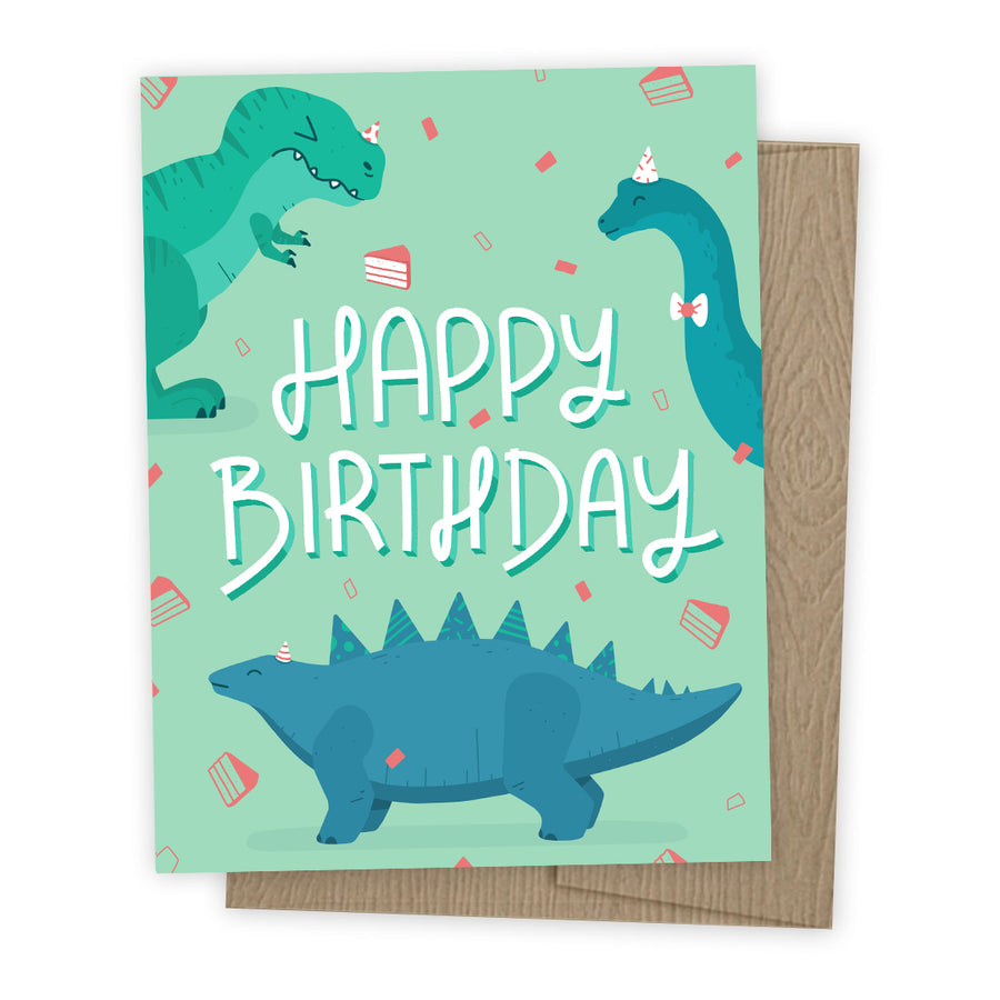 T-Rex Birthday