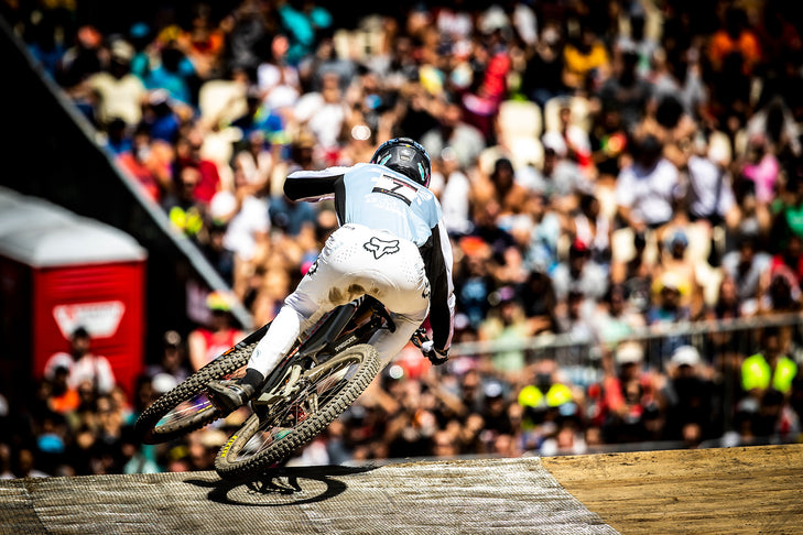 UCI DH #5: Vergier clinches first win!