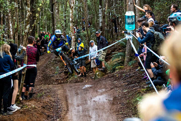 BACK TO BACK: EWS #2, Tasmania