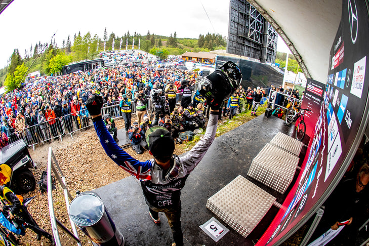 Photo Epic: UCI DH MTB World Cup #2 - Fort William