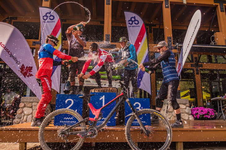 Manson Clinches National Title on Crankbrothers Prototype Carbon Wheels