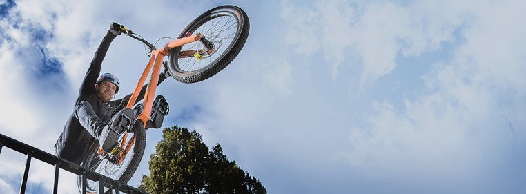 Danny MacAskill's Game of Bike