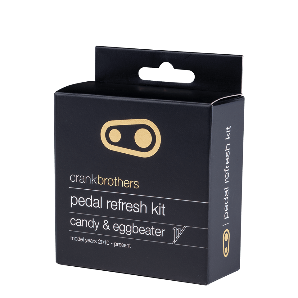 Pedal Refresh Kit - Eggbeater 11 / Candy 11