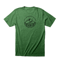 Mountain View Tee - Green