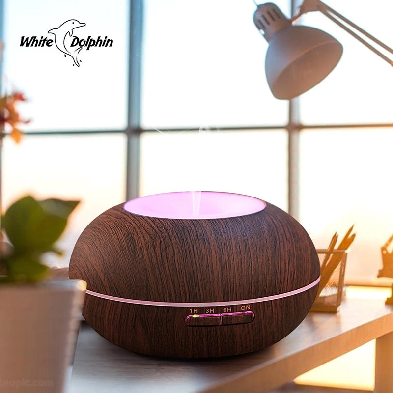 Home 300ml Aroma Essential Oil Diffuser Led Light Mist Maker Forgger Ultrasonic Diffuser Aromatherapy Cool Mist Air Humidifier