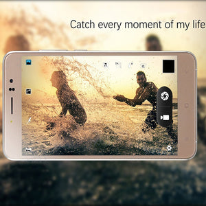 "5.5"" Inch 3G Android6.0 Dual 8.0MP Camera Octa Core 2+32G Smartphone Wifi GPS GSM Bluetooth Dual SIM Mobile Phone"