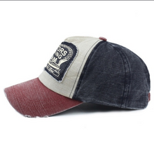 Fashion Motors Racing Cap With Good Quality Washed Cotton Cap Outdoor Baseball Cap With Patche Put On Size Adjustable