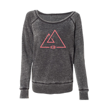 Horizon Wide Neck Sweatshirt