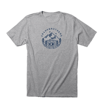 Mountain View Tee - Grey