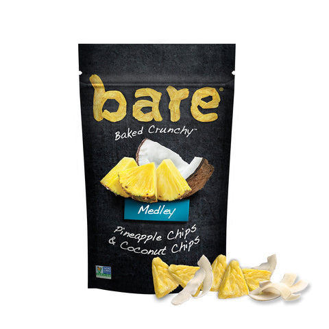 medley pineapple coconut chips