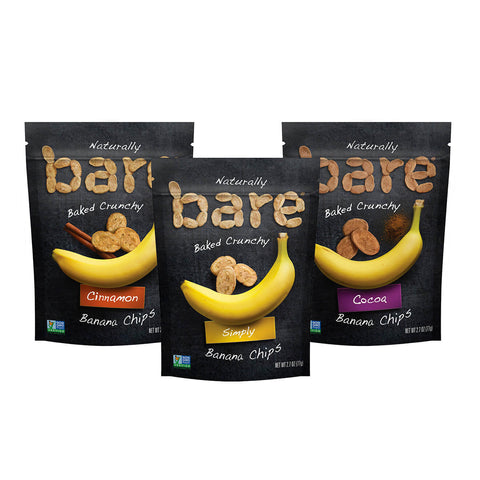 banana chips variety pack