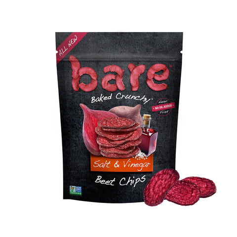 salt & vinegar beet chips