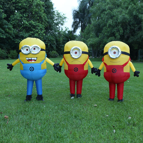 Minion Inflatable Costumes (Totally FREE SHIPPING!)