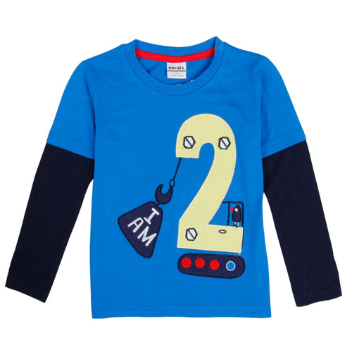 Various Fashion Cartoon Boy's T Shirt